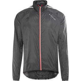 Endura Pakajak II Windproof Jacket Herrer, black